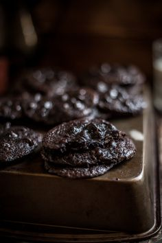 Flourless Chocolate Cookies & A Sucré Macaron Giveaway! — Adventures in Cooking