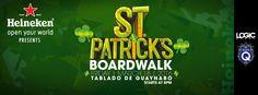 Heineken St. Patrick's Boardwalk @ Tablado de Guaynabo #sondeaquipr #stpatricksboardwalk #tabladoguaynabo #guaynabo