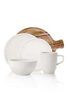 Villeroy & Boch Artesano Antipasti Plate and Dinnerware.
