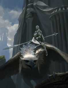The superb digital sci-fi and fantasy themed artworks of Joon Ahn, a freelance concept artist and digital illustrator based in the United States. High Fantasy, Medieval Fantasy, Fantasy Warrior, Warrior Concept Art, Fantasy Artwork, Fantasy Inspiration, Character Inspiration, Fantasy Character Design, Character Art