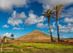 Fronton Mountain, La Oliva, Fuerteventura