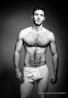 Arnaud Dehaynin (promoter, bar manager, model)