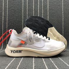 official photos e0c7e 01e20 THE TEN OFF WHITE x Nike Zoom Vaporfly Marathon Foam 2 03 32 Schoen
