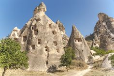 The rocks of Cappadocia by Tomasz Jurkowski on 500px