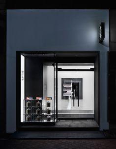 New Ideas Chocolate Shop Window Retail Design Shop Interior Design, Retail Design, Store Design, Exterior Design, Cafe Design, Nendo Design, Chocolate Stores, Window Signage, Shop Facade