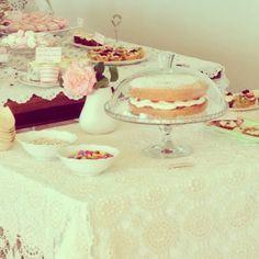 A Mint Daydream: Tea Party