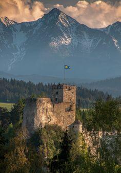polandgallery:  Niedzica Castle, Poland