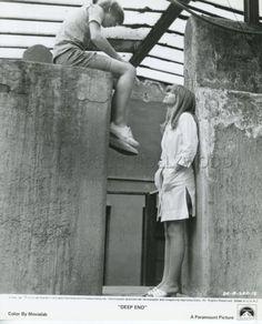 JANE ASHER JOHN MOULDER-BROWN DEEP END JERZY SKOLIMOWSKI 1970