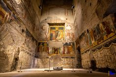 Early Christian, Christian Art, Rome Buildings, Roman Church, Cathedrals, Santa Maria, Survival, Photos, Painting