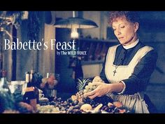 """This is the scene in Babette's Feast that Pope Francis refers to in Amoris Laetitia """"The most intense joys in life arise when we are able to elicit joy in others, as a foretaste of heaven. We can think of the lovely scene in the film Babette's Feast, when the generous cook receives a grateful hug and praise: """"Ah, how you will delight the angels!"""""""""""