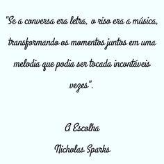 11 Melhores Imagens De Trechos De Livros Nicholas Sparks Nicholas