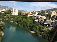 Mostar manzara