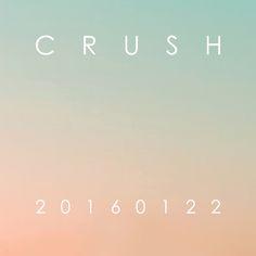Crush 2016. 01. 22. 12PM #Crush #크러쉬 #20160122_12PM