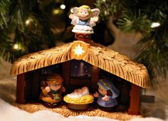 Lots of ideas for a birthday party for Jesus at Christmas time!
