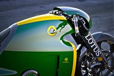 A real world Steampunk Motorcycle the Lotus C-01  http://www.lotus-motorcycles.com/