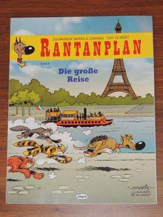 Rantanplan Band #9 Die große Reise (Ehapa Verlag)