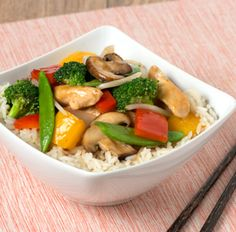 Try this delicious Asian Sesame Stir-Fry recipe today!