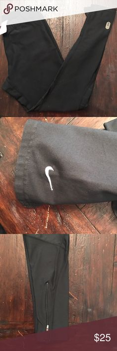 Nike Fit Dry Leggings, Black Size M Nike Fit Dry long Leggings, Black Size M, great condition Nike Pants Leggings