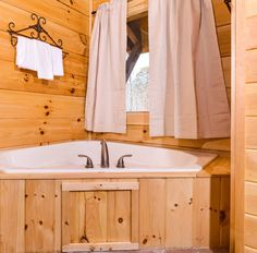 Just relax. You drove all this way to get HERE.   Featured Cabin: Sierra Springs . . . #smokymountains #smokies #greatsmokymountains #cabinsforYOU #GatlinburgCabin #PigeonForgeCabin #cabin #spaday #relax