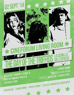 Cinefórum Living Room: The Day of the Triffids