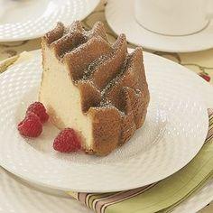 Cream Cheese Pound Cake with Lime Glaze | Williams-Sonoma
