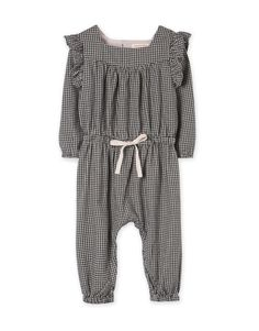 Food, Home, Clothing & General Merchandise available online! Kids Winter Fashion, Kids Fashion, Gingham Jumpsuit, Must Haves, Rompers, Children, Quotes, Dresses, Young Children