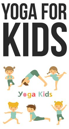 Yoga For Kids www. I'm gonna do yoga with my children! health activities health care health ideas health tips healthy meals Yoga For Kids, Exercise For Kids, Ashtanga Yoga, Jivamukti Yoga, Yoga Fitness, Kids Fitness, Pilates, Childrens Yoga, Yoga Posen