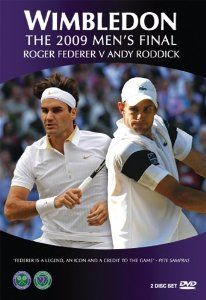 Amazon.com: Wimbledon 2009 Mens Final - Federer vs Roddick: Roger Federer, Andy Roddick, Lawn Tennis Association: Movies & TV