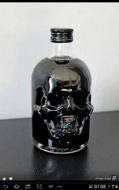 bottle skull