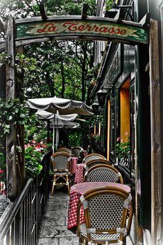 Paris - Cafe Robert #Paris France #Luxury #Travel Gateway http://vipsaccess.com/luxury-hotels-paris.html