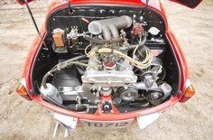 1959 Fiat-Abarth 750 Zagato