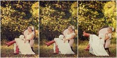 Cotton field bridal session by Meg Baisden Photography | Pretty Little Weddings