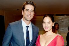 the other paper: Aaron Rodgers dating Olivia Munn: Report