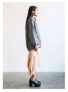 Title: Pursuit of Less  Name: Gemma Portelli  RMIT Bachelor of Design (Fashion) (Honours)  #RMIT #creativefest