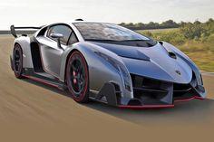 The 3-off 2013 Lamborghini Veneno