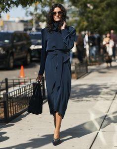 Как на праздник: 16 платьев на каждый день | Журнал Harper's Bazaar