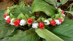 #coroa #coroas #coroadeflores #coroaflores #cabelo #estilo #diy #inspire #flores #flowers #flor #roxo # Lindas #meninas #girls #girl #Cabeça #acessorios #acessorioscabelo #Wedding