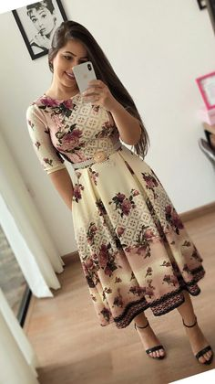 Swans Style is the top online fashion store for women. Shop sexy club dresses, jeans, shoes, bodysuits, skirts and more. Modest Dresses, Modest Outfits, Pretty Dresses, Beautiful Dresses, Formal Dresses, Church Dresses, Church Outfits, African Fashion Dresses, African Dress