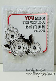 Stamping Rules!: Top five cards from 2012 CTMH