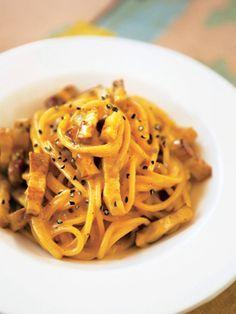 【ELLE a table】スパゲッティ・カルボナーラレシピ|エル・オンライン