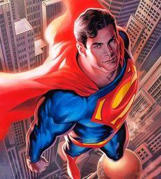 [Artwork] Superman by Ivan Reis and Felipe Massafera Arte Do Superman, Superman Artwork, Superman Wallpaper, Supergirl Superman, Superman Stuff, Batman, Superman Man Of Steel, Superman Wonder Woman, Arte Dc Comics
