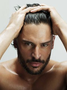 Joe Manganiello Shirtless in Remix Magazine's Spring/Summer 2012 Issue