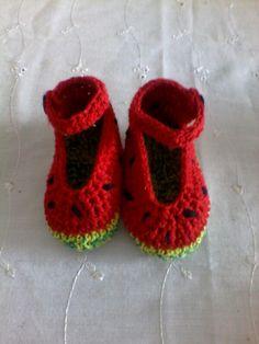 #zapatos #bebe #crochet