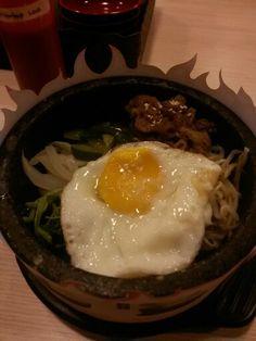 Bimbimbab #koreanfood