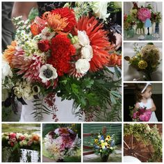 muddy feet flower farm: weddings and events