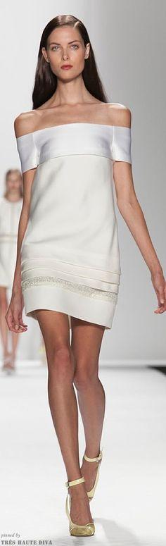 "J.Mendel Spring 2014 RTW  ( Sexy ""Cocktail"" Dresses )"