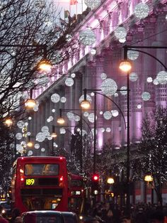 Oxford Street, London,
