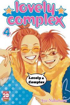 Love Com, Vol. 4 by Aya Nakahara Paperback) for sale online Koizumi Risa, Lovely Complex Anime, Comedy Duos, Viz Media, Romantic Beach, Literature Books, Manga Illustration, Inevitable, Shoujo