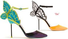 Sophia Webster Spring 2014 Collection - ShoeRazzi