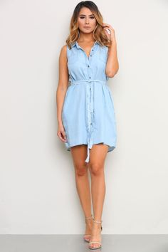 RIA SHIRTDRESS